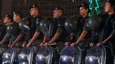 El Gobierno formalizó un aumento del 3575% para las fuerzas de seguridad