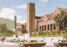 1960年代位於界限街的瑪利諾修道院學校  Mary knoll school
