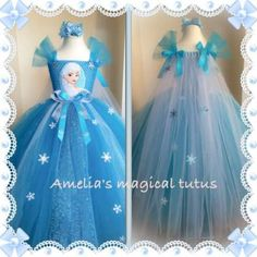 Very best Little one Tutu Clothes for your own personal little one, We have a nice collection of made by hand toddler young one tutu long dresses.Dress Party Birthday Tutus 68 New IdeasFrozen (idea only)Perfect frozen dress … - Do it Yourself ClothesThe Tutu Frozen, Frozen Dress, Elsa Dress, Costume Halloween, Costume Carnaval, Little Princess, Space Princess, Princess Tutu Dresses, Diy Tutu
