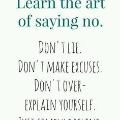 Tip of the day: Learn the art of saying NO!  Don't lie Don't make excuses Don't over explain yourself  Just simply decline  #shawnesaid #livingyourdreams #MultiPrenuerEntrepreneur #livingintheoverflow #failureisnotanoption #millionaireinthemaking #journey #excellence #life #journey #travel #PlanNetMarketing #inteletravel #globalwealth  Shawneperryman.com