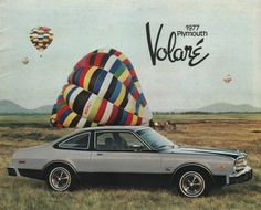 1977 Plymouth Volare' Custom Coupe