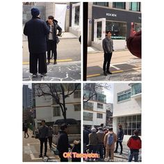 Thanks You So Much Owners Taecyeon Filming For Touching You Web-Drama Drama 2016, Web Drama, Taecyeon, Touching You, Korean Drama, Kdrama, Thankful, Drama Korea