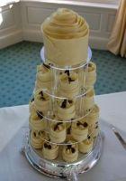 Burnett4Cakes   Chocolate Wedding Cakes -