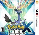 Pokemon X (Nintendo 3DS 2013)
