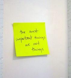 ...a good reminder