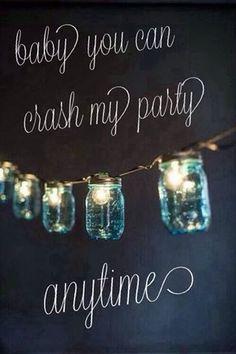 Crash My Party -Luke Bryan