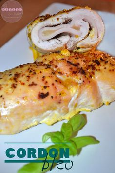 Dukan Diet, Cordon Bleu, Carne, French Toast, Recipies, Food And Drink, Chicken, Meat, Breakfast