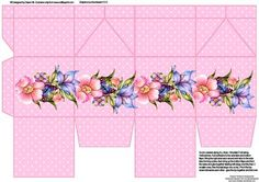 Printable Milk Carton Template | Milk Carton Gift Boxes - All Things