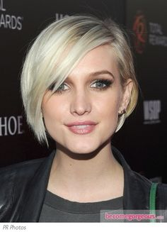 Short bob - hopefully this will help my hair through the awkward growing out stage!