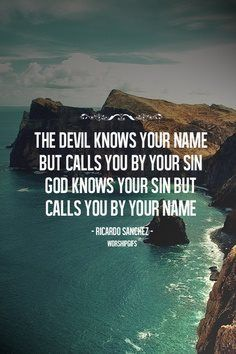 God Calls You By Your Name