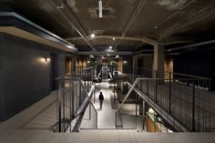 ONOMICHI U2 — the adaptive reuse of an old seaside warehouse into the new interactive space for… — Medium
