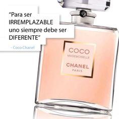 Coco #Chanel la única diseñadora de moda que figura en la lista de las cien personas más influyentes del siglo XX. #Frases #Quotes www.mishka.mx/marcas/chanel/