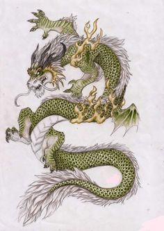 ♥ A Dragon must be treated with honor and respect or retribution is sure to come to all offenders.