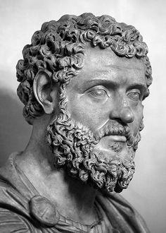 Marcus Didius Severus Julianus ( Marcus Didius Severus Julianus Марк Дидий Север Юлиан). Годы парвления (28 марта — 1 июня 193), был убит солдатами по приказу сената. После смерти Пертинакса, убитого за взятку, был провозглашен преторианцами императором.