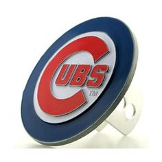Chicago Cubs MLB Logo Hitch Cover
