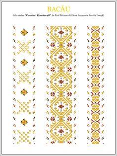 Celtic Cross Stitch, Cross Stitch Borders, Cross Stitch Charts, Cross Stitching, Cross Stitch Patterns, Folk Embroidery, Cross Stitch Embroidery, Embroidery Patterns, Blackwork