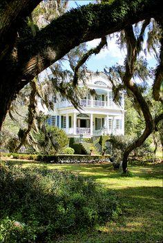 William Seabrook House - Edisto Island, SC