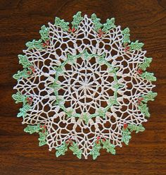 Ravelry: Gift Doily pattern by American Thread Company