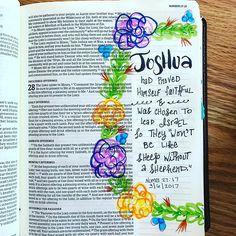 Numbers / Amanda Randolph / jafarms Journal Art, Bible Journal, Lamentations, Psalms, Bible Art, Bible Verses, 1 Chronicles, Bible Knowledge, Illustrated Faith