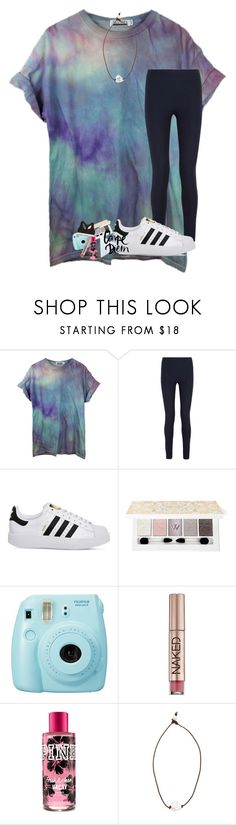 """biology test tomorrow"" by lindsaygreys ❤ liked on Polyvore featuring Joseph, adidas, Kat Von D, Fuji, Urban Decay, Lead and Calvin Klein Underwear"
