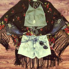 Hippie - woodstock - floreal - peace - love