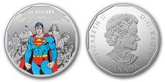 COLLECTORZPEDIA Royal Canadian Mint DC Comics Originals: Legacy - $10 Pure Silver Coin