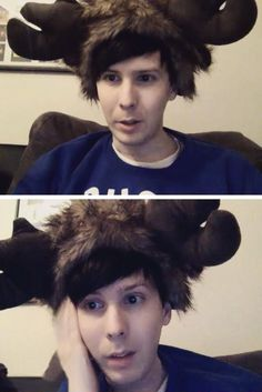 No I'm sorry phil lester you need to stop melting my heart now