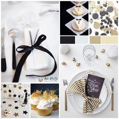Decoración para tu mesa de Nochevieja ideas e inspiración Nye, Place Cards, Gift Wrapping, Place Card Holders, Christmas, Gifts, Ideas, Gold Christmas, Christmas Dinner Parties