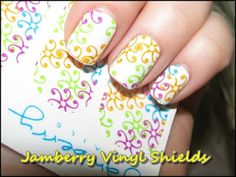 Vibrant Pinwheel!
