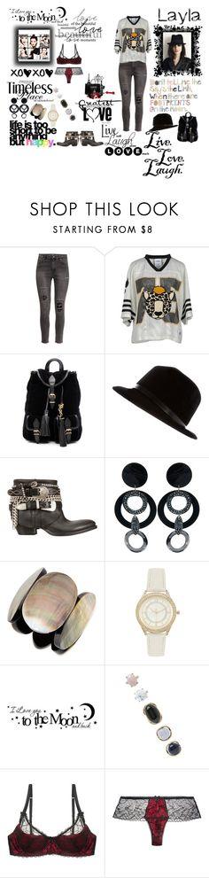 """LAYLA"" by dani-elle on Polyvore featuring moda, H&M, adidas, Yves Saint Laurent, Issey Miyake, ELENA IACHI, Marc, Luxury Fashion, Viktoria Hayman e Forever New"