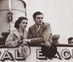 Vivien and Larry 1930s