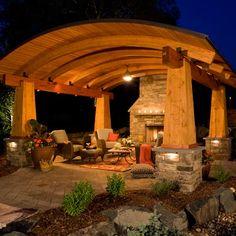 Landscaping contractor in Minneapolis Minnesota – outdoor rooms | MuchPics