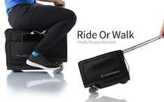 TEKNOWDEAL: Now ride with your luggage- Modobag