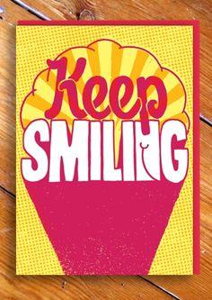 1252. Keep Smiling.