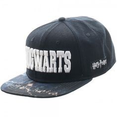 Harry Potter Hogwarts Snapback