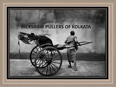 Image result for kolkata rickshaw