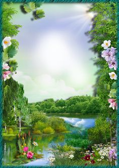 Nature's Finest ~~ J, Old Paper Background, Photo Background Images, Frame Background, Photo Backgrounds, Wallpaper Backgrounds, Frame Border Design, Boarder Designs, Page Borders Design, Photo Frame Design