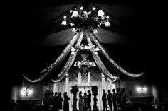 Elysian Ballroom Wedding Ceremony www.starkphotography.com