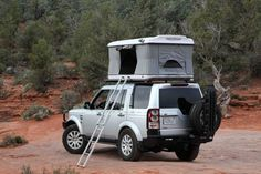 Carry a home on top of your car! | Yanko Design