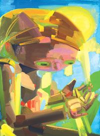 Rose Art Museum, Dana Schutz, Painter Artist, Heart Art, New Artists, Wall Sculptures, Past, Contemporary Art, Illustration
