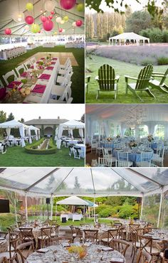5 Types of Wedding Tents Lucky in Love Wedding Planning Blog