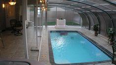 Fiberglass Endless Pool by Endless Pools, via Flickr