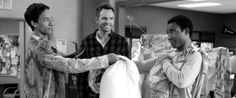 Community: Pillows Are the New Paintballs - TV.com