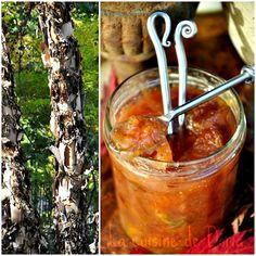 Confiture de figues et oranges   Ingrédients pour 3 pots 700 gr de figues 2 oranges 200 gr de sucre 1 bâton de cannelle 1 étoile de badiane 1 clou de girofle 1/2 cc de gingembre moulu Le jus d'un...