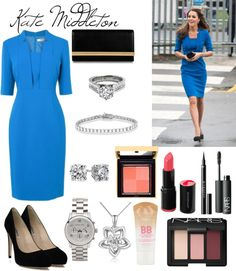 """Kate Middleton"" by kitkatkhan on Polyvore"