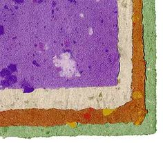 Papermaking Lesson Plan