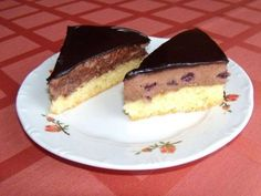 Hungarian Desserts, Hungarian Recipes, Hungarian Food, Good Food, Yummy Food, Easy Desserts, Cake Recipes, Cheesecake, Easy Meals