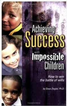 This book emphasizes an important element of being successful with difficult children hope.