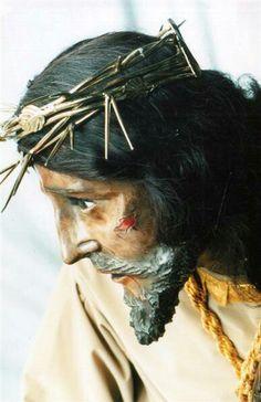 Venerada Imagen de Jesús Nazareno Redentor del Mundo  Parroquia Santísima Trinidad zona 3 Ciudad de Guatemala