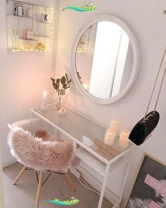 THE DRESSING TABLE IS EXTREMELY IMPORTANT FOR GIRLS WHO LOVE BEAUTY - Page 58 of 71, # Check ...  <br> Living Style, Home Living, Small Living, Maine, Indoor Outdoor, Coffee Desk, Makeup Organization, Bathroom Organization, Makeup Storage